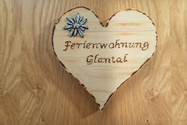 Lacknerhof_Glantal Türschild